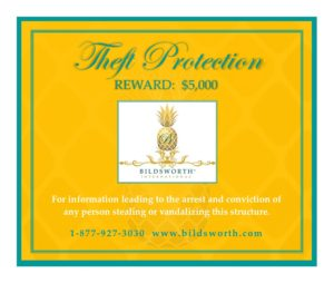 Bildsworth Theft Protection